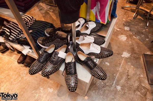 Spinns Harajuku Shoes