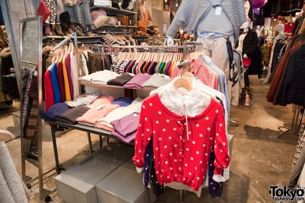 Spinns Harajuku Clothing