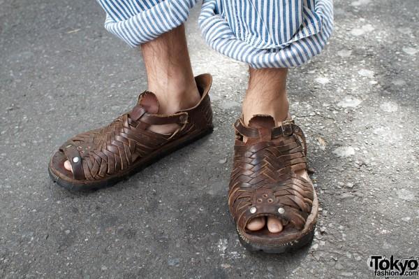 Toro huarache shoes