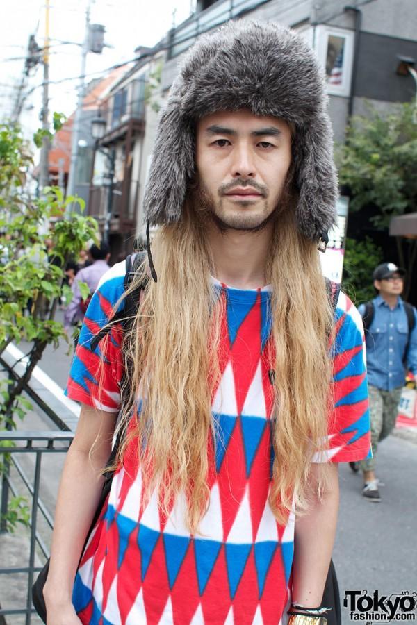 H&M Fur Hat