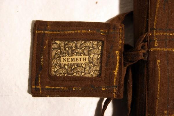 Christopher Nemeth Clothing Label