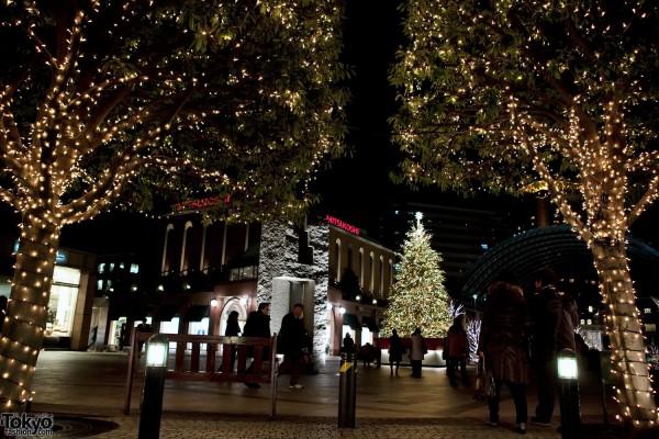 Ebisu Garden Place Christmas illumination
