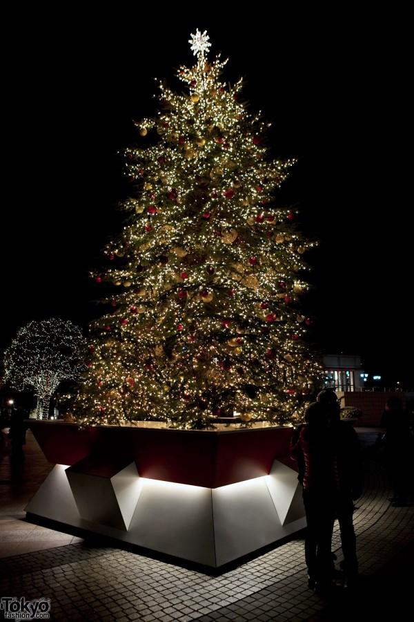 Ebisu Garden Place Christmas Tree