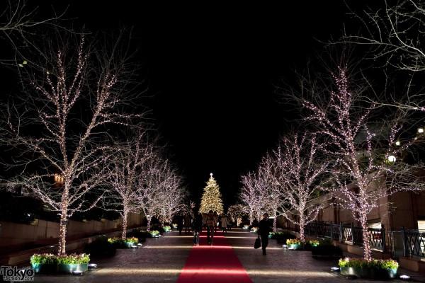 Yebisu Garden Place Christmas Tree