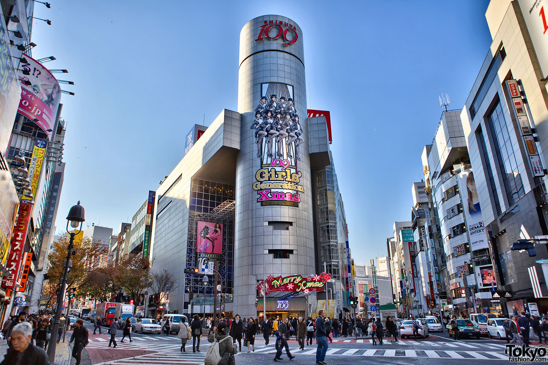 Image result for shibuya 109