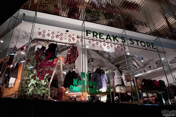 Freak's Store Harajuku