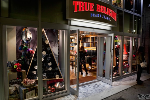 True Religion Harajuku