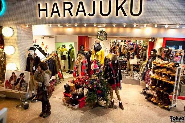 WEGO Harajuku