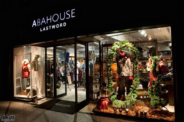 Abahouse Harajuku