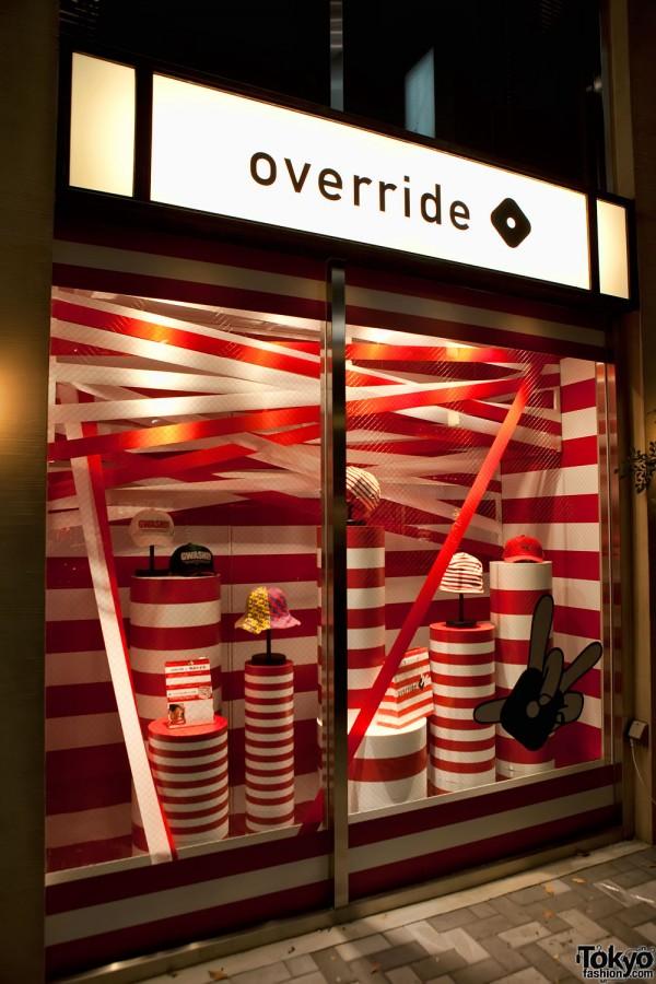 Override Harajuku