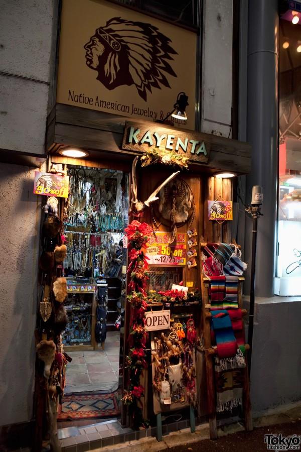 Kayenta Harajuku