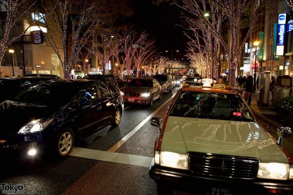 Omotesando Dori Lights