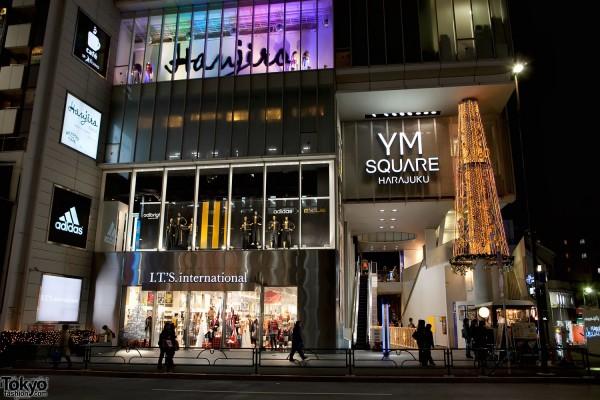 YM Square Harajuku