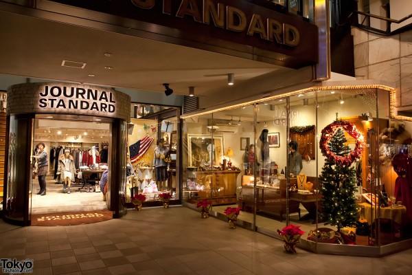 Journal Standard Omotesando