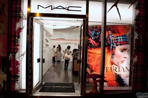 MAC Omotesando