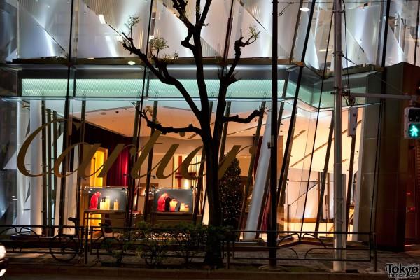 Cartier Omotesando