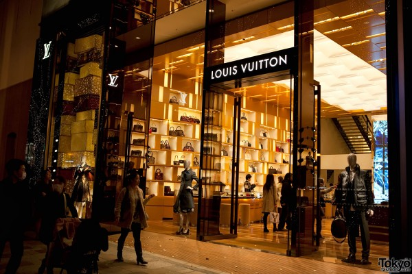 Louis Vuitton Omotesando