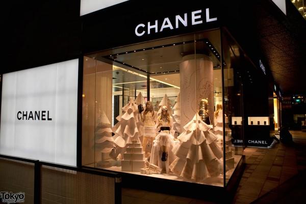 Chanel Omotesando