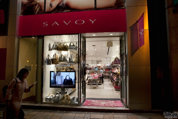 Savoy Omotesando