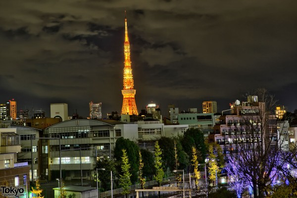 Roppongi Christmas Pictures 2010 – Including Illuminations at Tokyo Midtown and Roppongi Hills