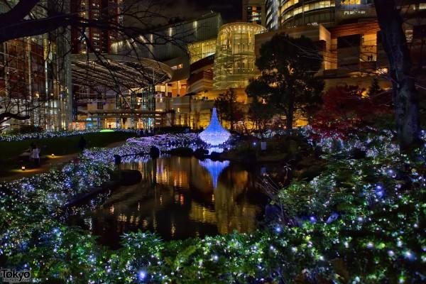 Roppongi Hills Christmas Lights