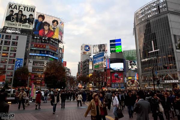 Shibuya Christmas