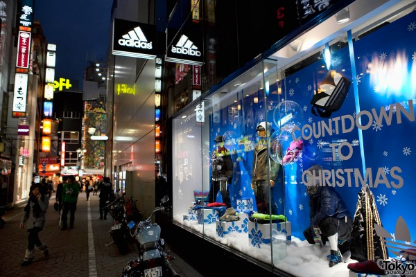 Adidas Shibuya