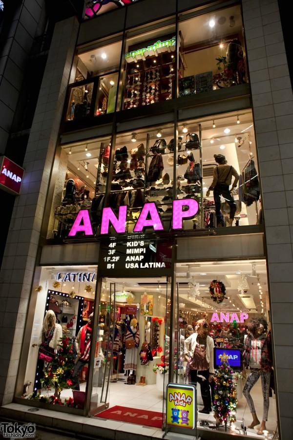 Anap Shibuya