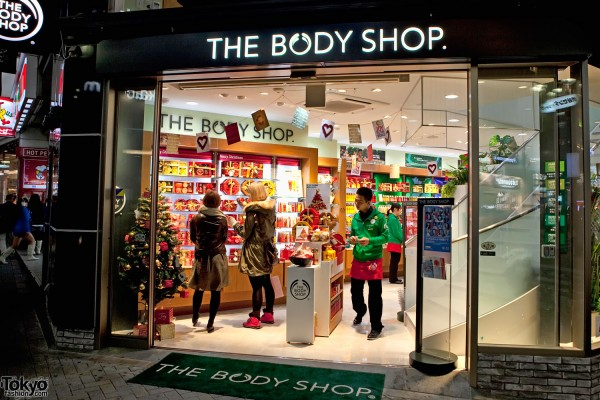 The Body Shop Shibuya