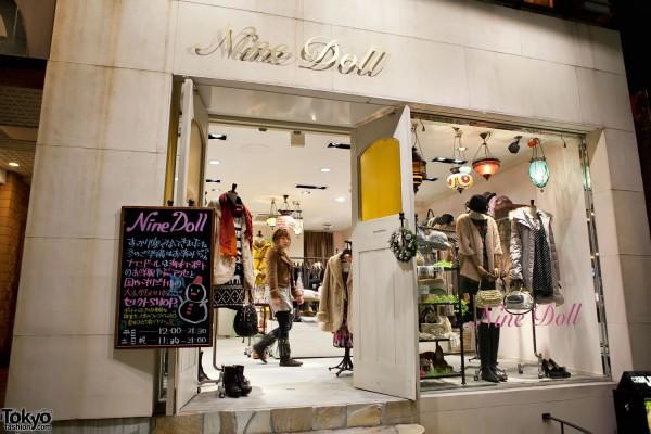 Nine Doll Shibuya
