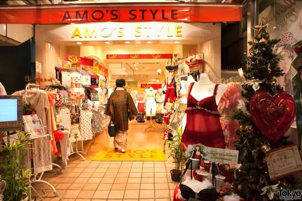 Amos Style Shibuya
