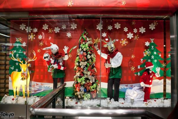 Tokyu Hands Christmas