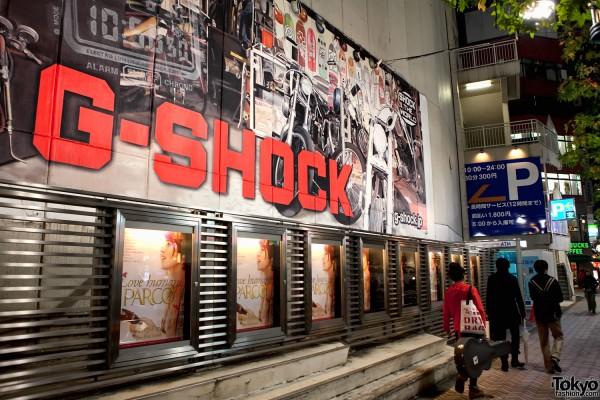 G-Shock Tokyo
