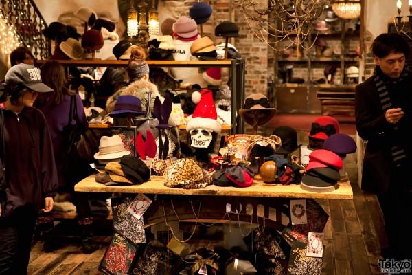 CA4LA Hats for Christmas