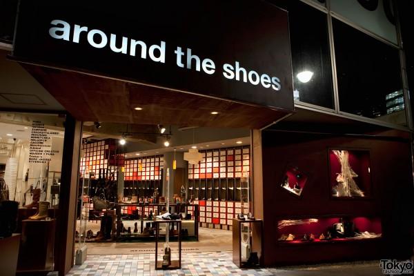 Around The Shoes Shibuya