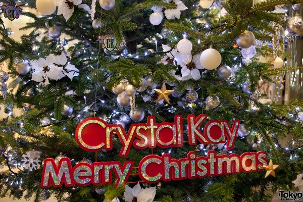 Crystal Kay Christmas