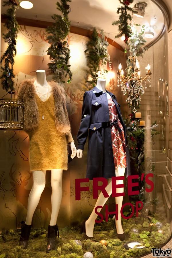 Free's Shop Shibuya