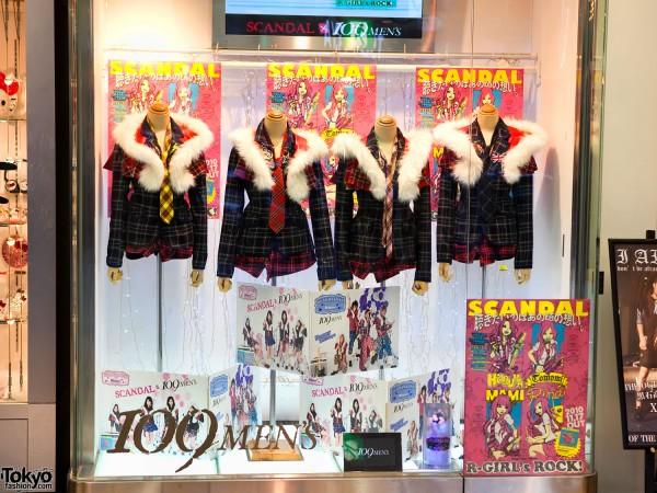 Scandal Girls Costumes