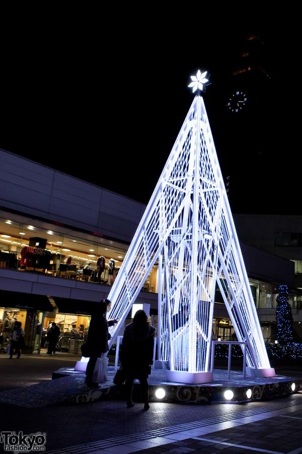 Shinjuku Christmas 2010