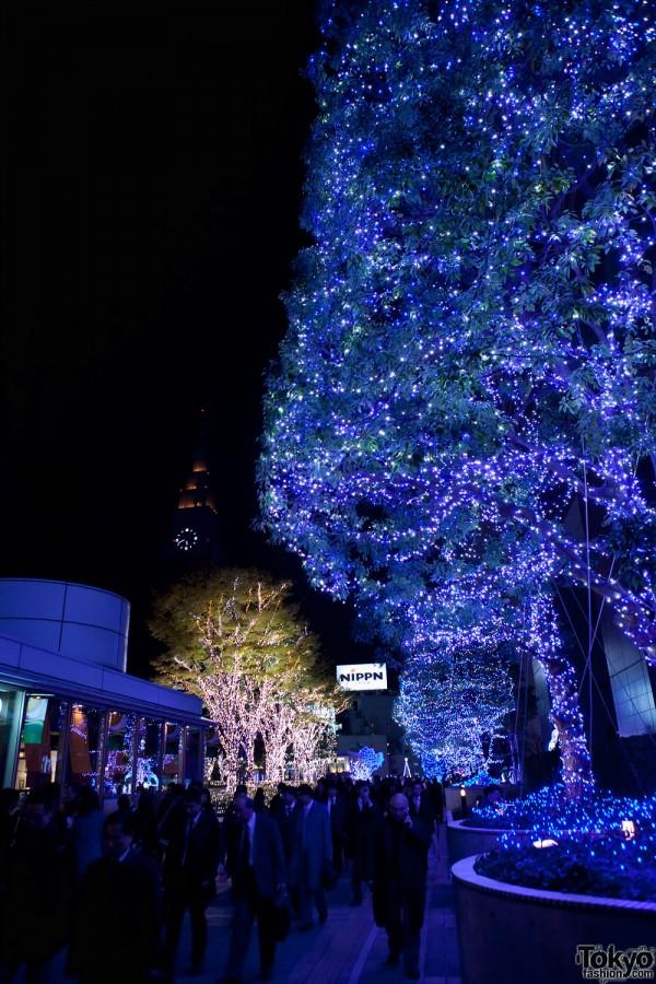 Christmas in Shinjuku
