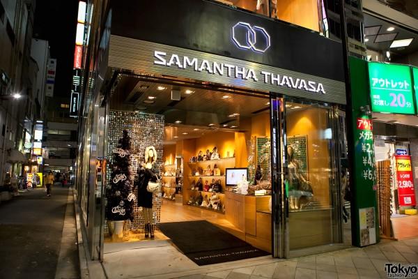 Samantha Thavasa Shinjuku