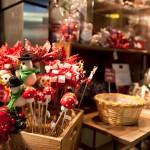 Shinjuku Christmas Flowers