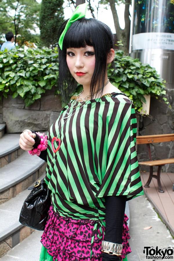 Cute Harajuku Makeup & Fashion