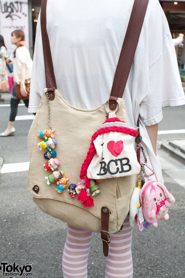 Cute Harajuku Backpack