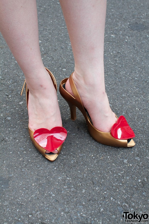 Vivienne Westwood x Melissa Shoes