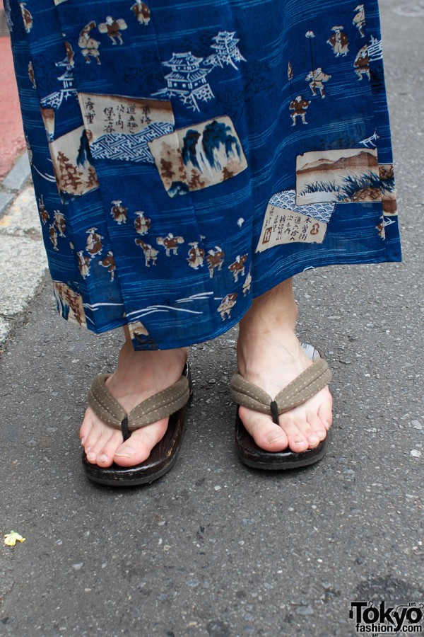 Traditional Japanese Sandals