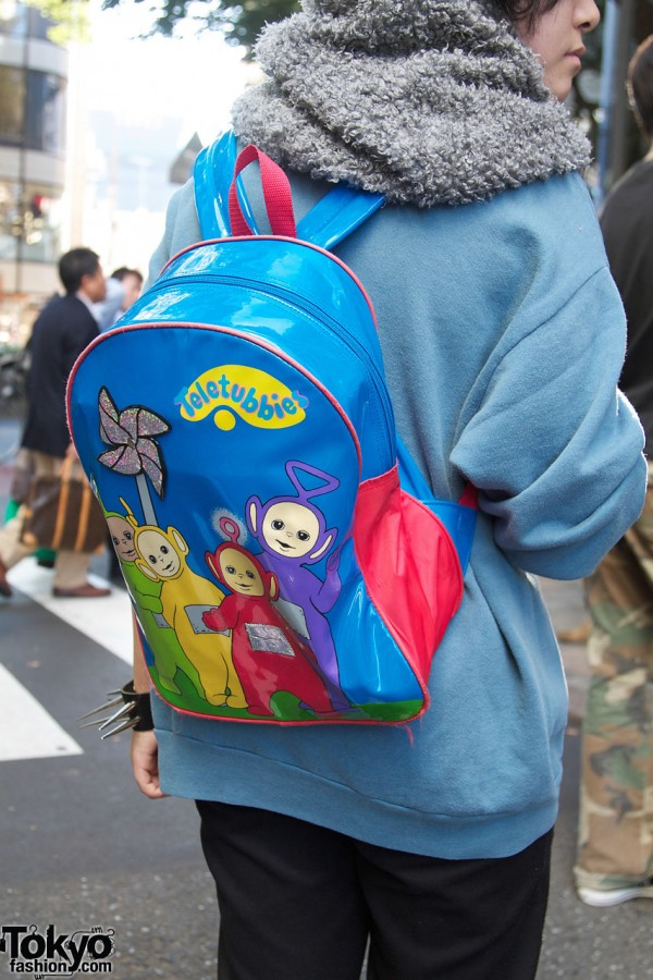 Teletubbies backpack