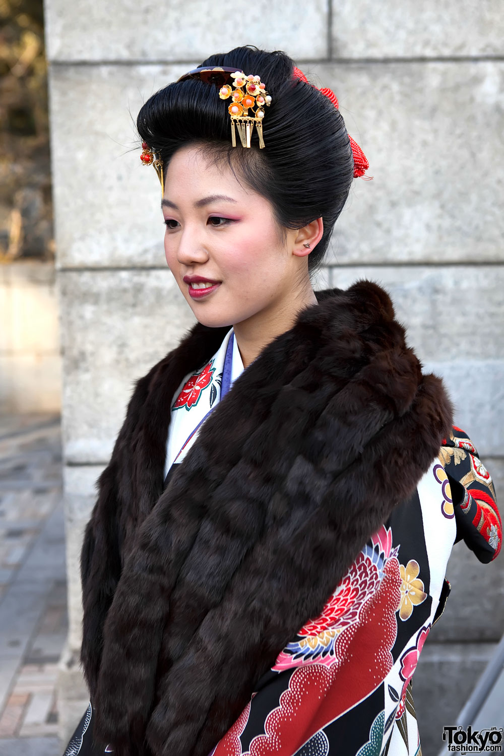 Coming of Age Day 2011 - Tokyo Kimono Pictures