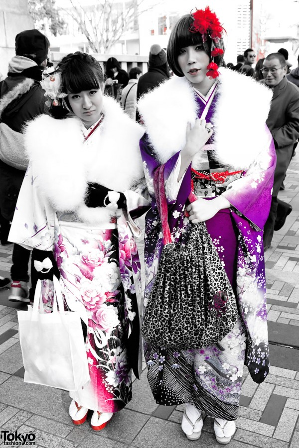Coming of Age Day Tokyo