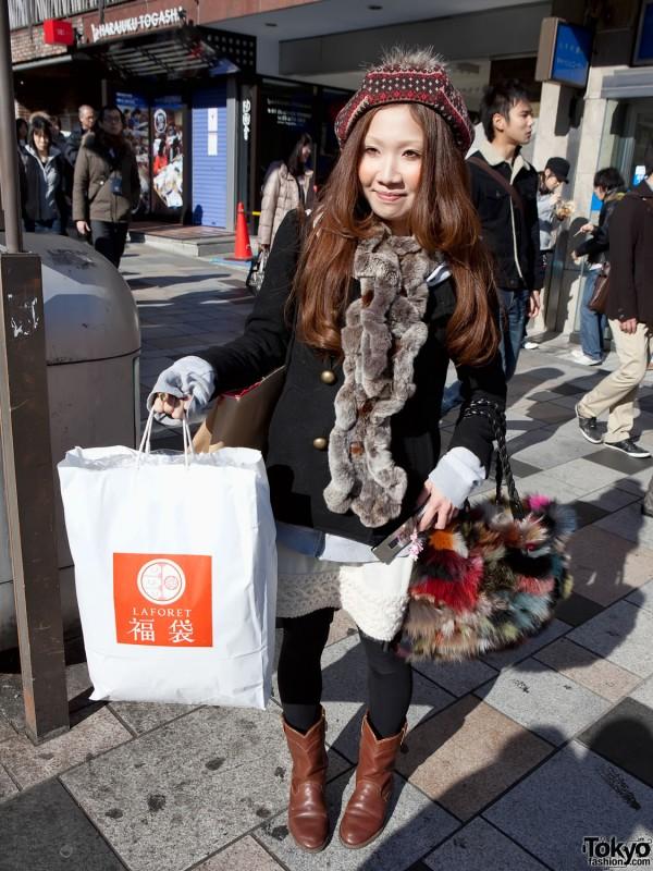 Harajuku Fukubukuro Girl
